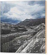 Mt. St. Helen's National Park 3 Wood Print