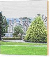 Muckross Castle Wood Print