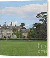 Muckross House 7630 Wood Print
