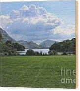 Muckross Lake 7633 Wood Print