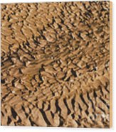 Mud Designs Wood Print