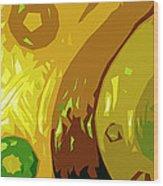 Mudlark Panel 2 Wood Print