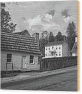 Mugulpin House 10338 Wood Print