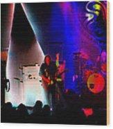 Mule #4 Enhanced Image 2 Wood Print