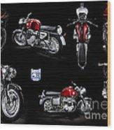 Munch 4 1000 Tt Wood Print
