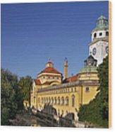 Munich - Mueller'sches Volksbad - Au-haidhausen Wood Print