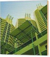 Murano Grande, Miami II Wood Print