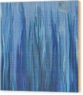 Murky Waters  Wood Print
