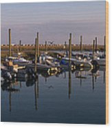 Murrels Inlet South Carolina Wood Print