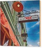 Musee Conti - Wax Museum 2 Wood Print