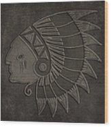 Museum Series 59 Wood Print