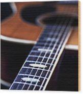 Musical Memories Wood Print