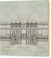 Musikalis - D01a Wood Print