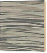 Muted Shades Wood Print