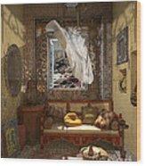 My Art In The Interior Decoration - Morocco - Elena Yakubovich Wood Print