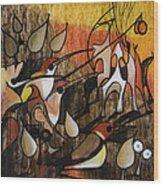 My Bosch 1 Wood Print