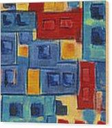 My Jazz N Blues 2 Wood Print