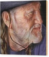 My Man Willie Wood Print