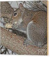 My Peanut Wood Print