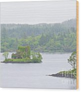 Mysterious Island Wood Print