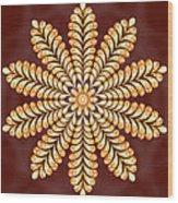 Mystery Jewel Of Kedah Wood Print