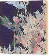 Mystic Autumn Wood Print