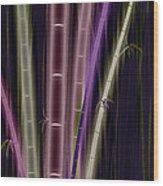 Mystic Bamboo Wood Print