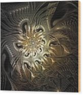 Mystical Metamorphosis Wood Print
