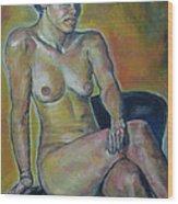 Naked Suri 1 Wood Print