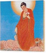 Namo Amitabha Buddha 15 Wood Print