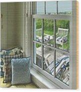 Nantucket Nook Wood Print