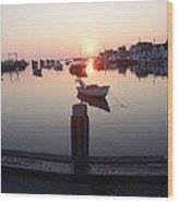 Nantucket Sunrise 2 Wood Print