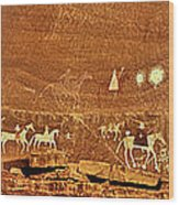 Narbona Expedition Wood Print