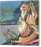 Nareshvar Nath Wood Print