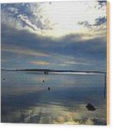 Narragansett Bay Wood Print