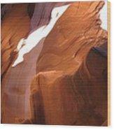 Narrow Canyon Iv Wood Print