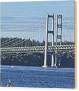 Narrows Bridge IIi Wood Print