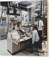 Nasa Research 1996 Wood Print