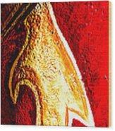 Nashville Bling Wood Print