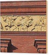 National Building Museum #3 Wood Print
