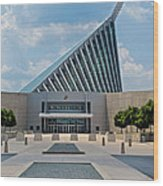 National Museum Of The Marine Corps Wood Print