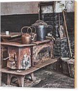 National Slate Museum - Llanberis Wood Print