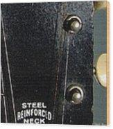National Steel Wood Print