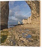 Natural Arches  Wood Print
