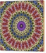 Natural Attributes 14 Square Wood Print