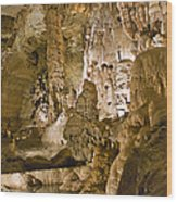 Natural Bridge Cavern - 1 Wood Print
