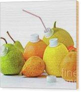 Natural Juice Wood Print