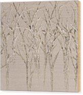 Natural Wood Print
