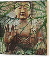 Natural Nirvana Wood Print by Christopher Beikmann