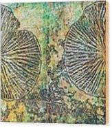 Nature Abstract 19 Wood Print